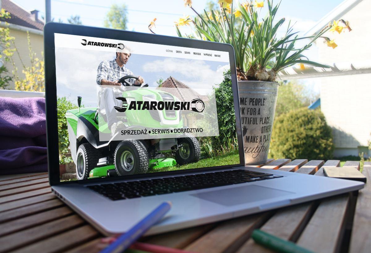 portfolio stron www