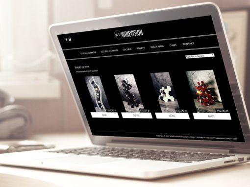 WINEVISION – sklep internetowy