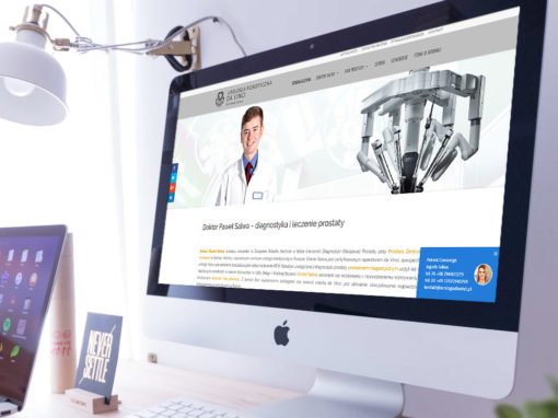 Urologia Da Vinci – Dr Paweł Salwa