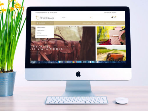 Strefa Pokus – sklep internetowy