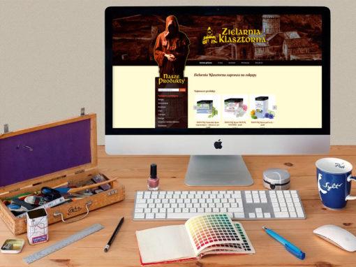 Zielarnia Klasztorna – sklep internetowy